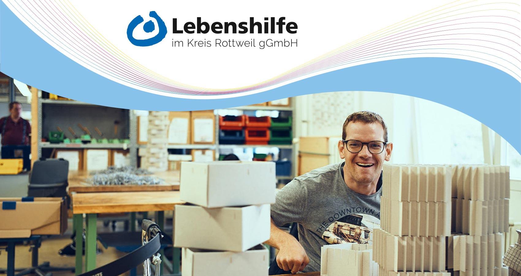 Lebenshilfe im Kreis Rottweil gGmbH - Arbeitsbereich Papier