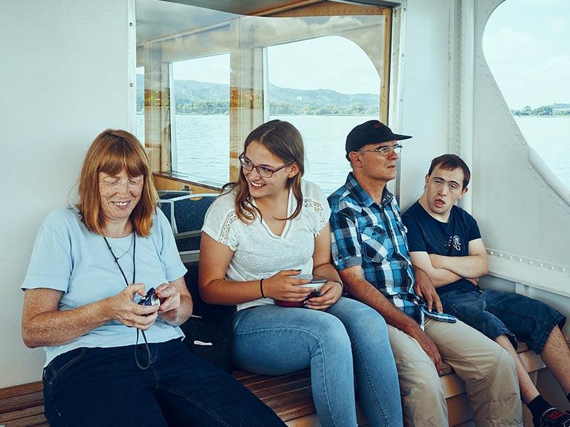 Lebenshilfe im Kreis Rottweil gGmbH - Freizeitangebot - Ausflug am Bodensee