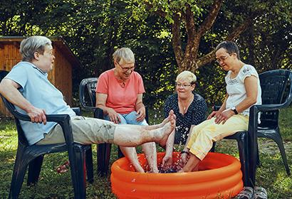 Lebenshilfe im Kreis Rottweil gGmbH - Freizeitangebot - Freizeiten