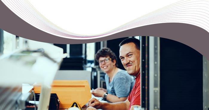Lebenshilfe im Kreis Rottweil gGmbH - Bereich Interessierte - Industriepartner