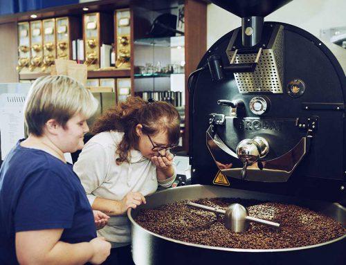 Neuausrichtung unseres Kaffees