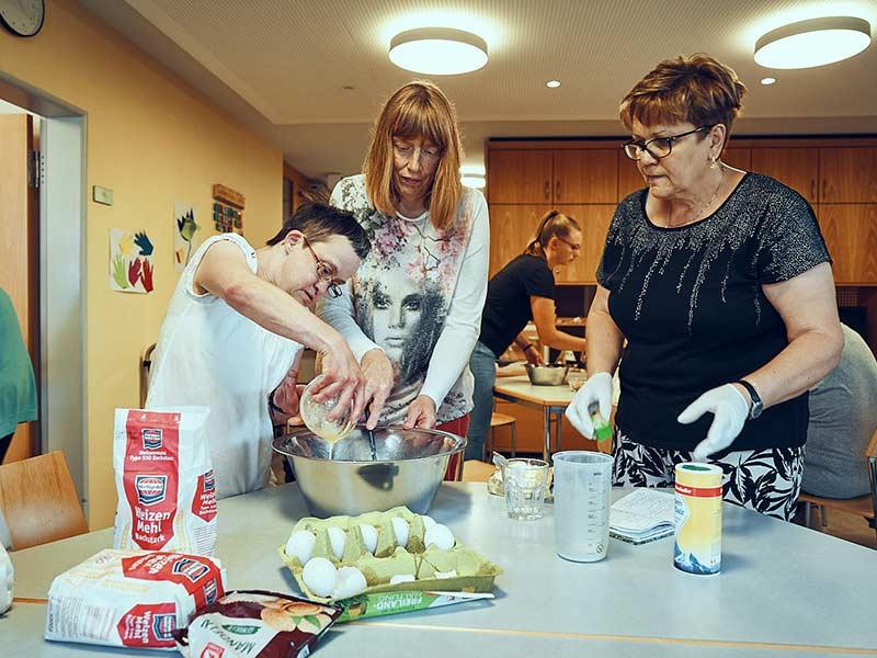 Lebenshilfe im Kreis Rottweil gGmbH - Wohnangebote - Wohnheim Rottweil Impression