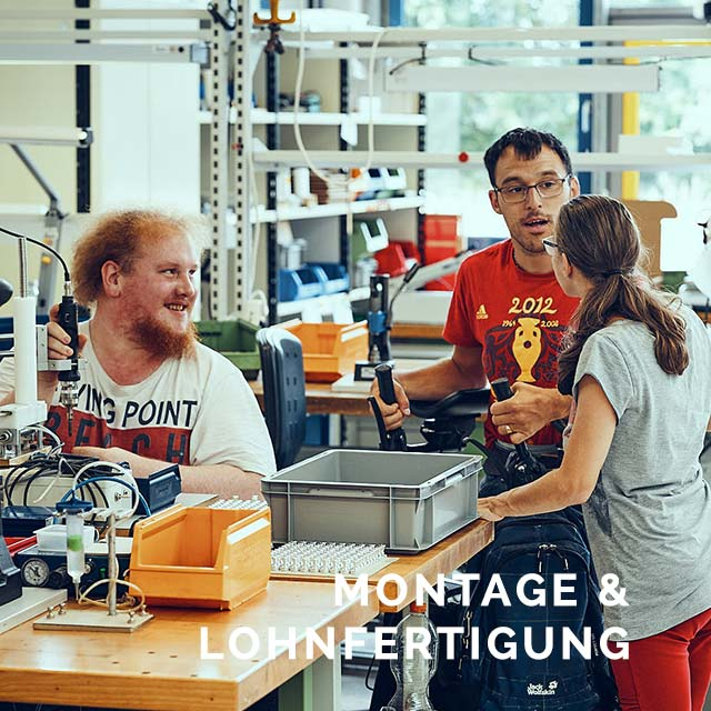 Lebenshilfe im Kreis Rottweil gGmbH - Arbeitsbereich Montage & Lohnfertigung