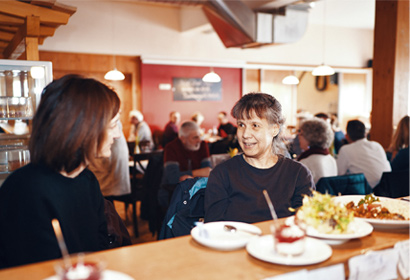 Lebenshilfe im Kreis Rottweil gGmbH - Zum Frieder Restaurant Waldmössingen