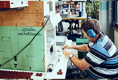 Lebenshilfe im Kreis Rottweil gGmbH - Arbeitsbereich Elektronik