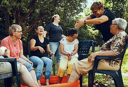 Lebenshilfe im Kreis Rottweil gGmbH - Wohnangebote - bei Familien