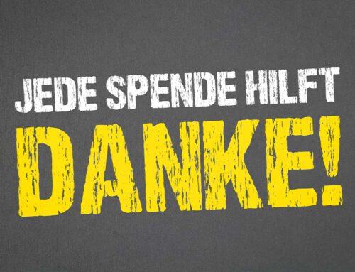 Lebenshilfe im Kreis Rottweil gGmbH bedankt sich bei der Volksbank Schwarzwald-Donau-Neckar eG!