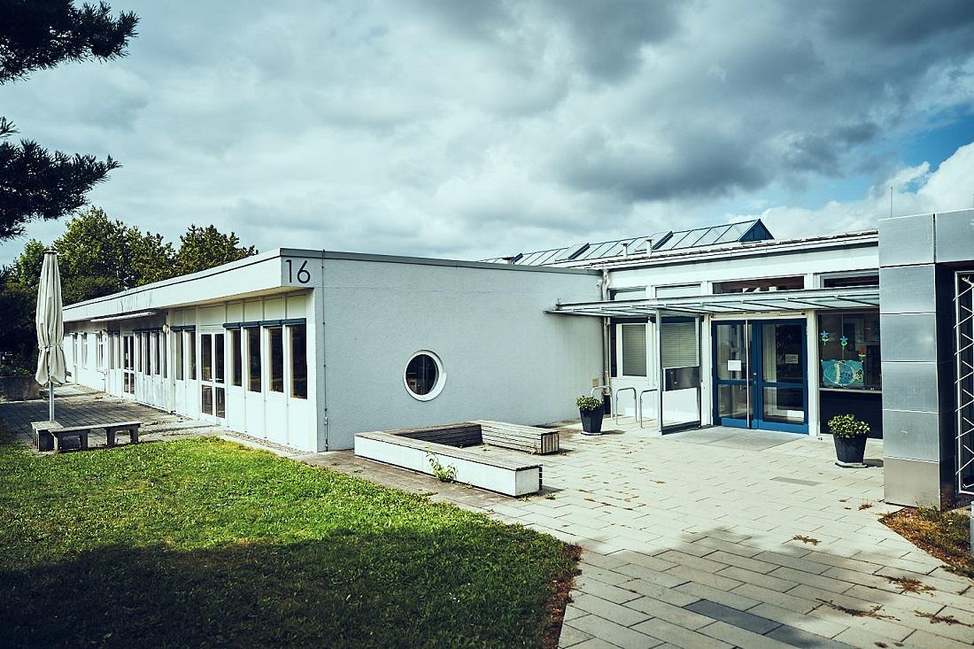 Lebenshilfe im Kreis Rottweil Werkstatt Spendenprojekt Außenbereich