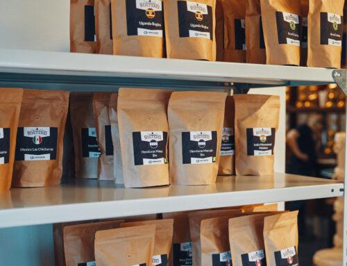 Gutes tun & Kaffee genießen – Rösterei-Shop geht online!